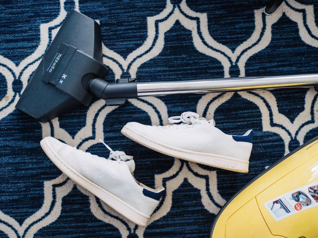 regular cleaning Vacuuming tips